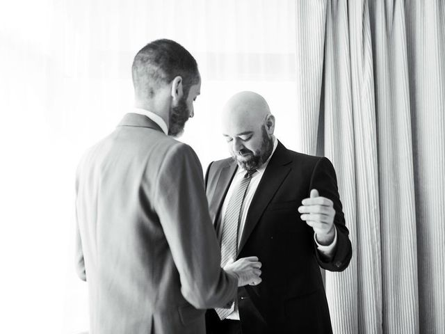Tyson and Daniel's Wedding in New York, New York 37