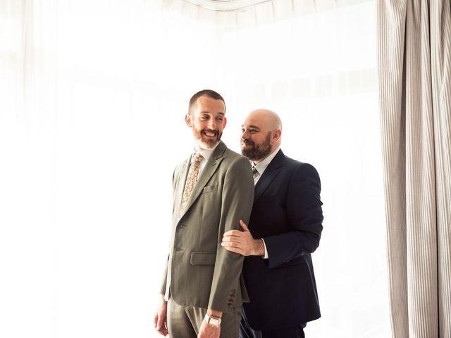 Tyson and Daniel's Wedding in New York, New York 38