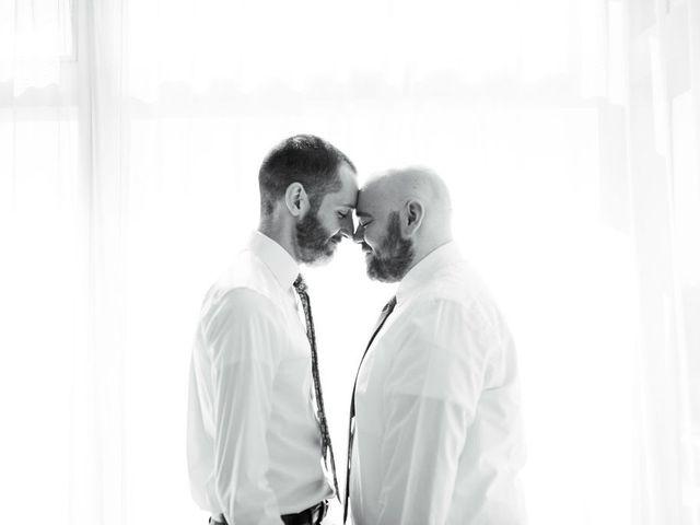 Tyson and Daniel's Wedding in New York, New York 39