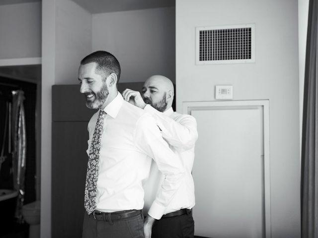 Tyson and Daniel's Wedding in New York, New York 42