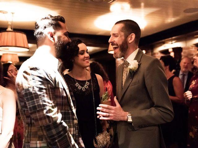 Tyson and Daniel's Wedding in New York, New York 56
