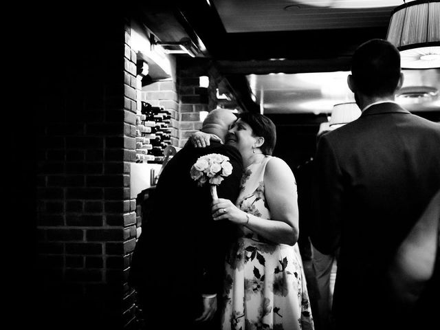 Tyson and Daniel's Wedding in New York, New York 59