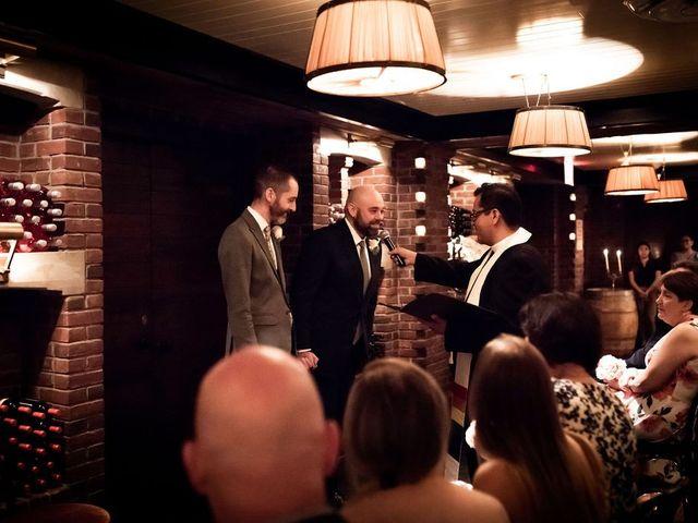 Tyson and Daniel's Wedding in New York, New York 65