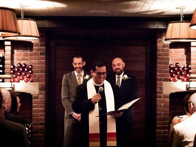Tyson and Daniel's Wedding in New York, New York 67