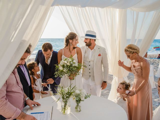 Katerina and Dimitris's Wedding in Lefkada, Greece 39