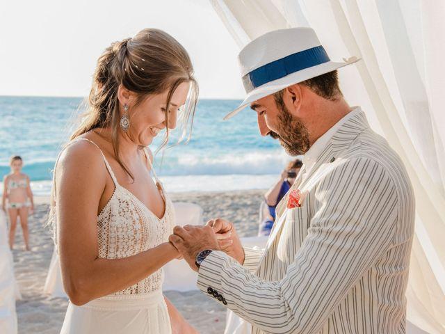 Katerina and Dimitris's Wedding in Lefkada, Greece 45