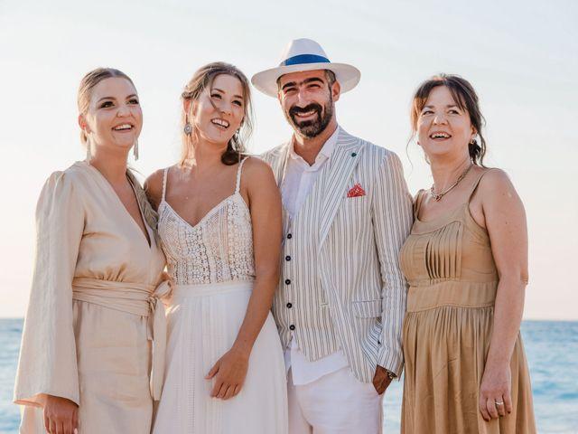 Katerina and Dimitris's Wedding in Lefkada, Greece 51