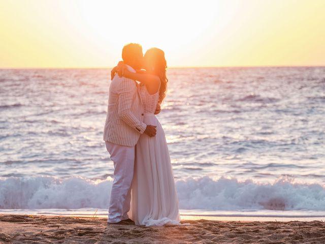 Katerina and Dimitris's Wedding in Lefkada, Greece 58