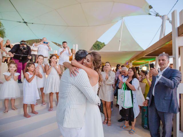 Katerina and Dimitris's Wedding in Lefkada, Greece 63