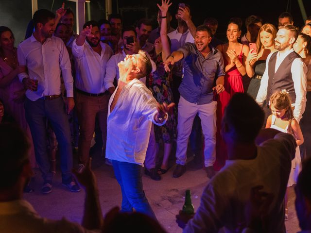 Katerina and Dimitris's Wedding in Lefkada, Greece 71