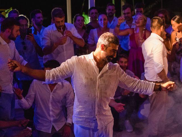 Katerina and Dimitris's Wedding in Lefkada, Greece 73