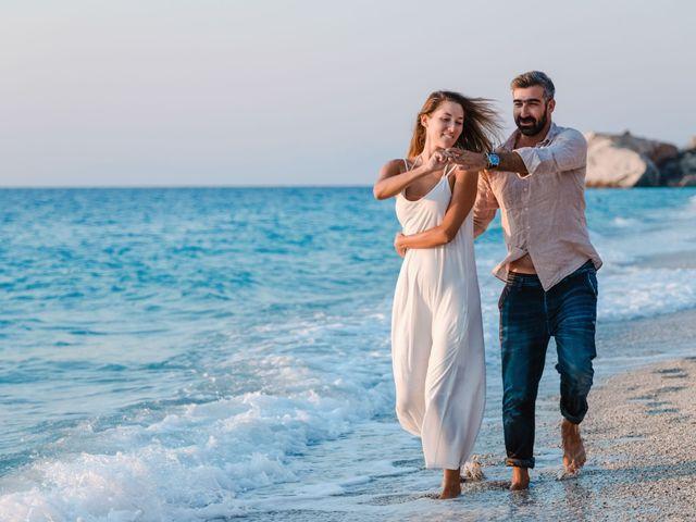 Katerina and Dimitris's Wedding in Lefkada, Greece 2