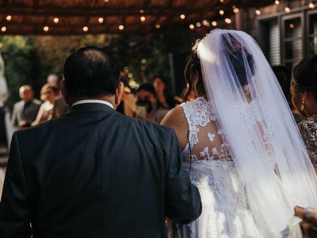 Wendy and Sammy's Wedding in Orange, California 1