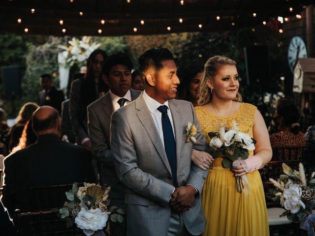 Wendy and Sammy's Wedding in Orange, California 4