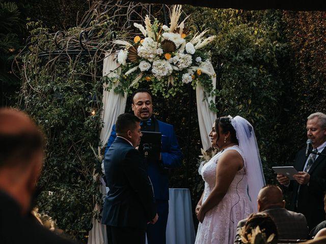 Wendy and Sammy's Wedding in Orange, California 6
