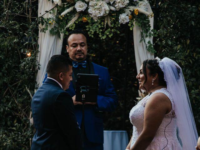 Wendy and Sammy's Wedding in Orange, California 7
