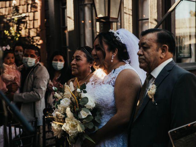 Wendy and Sammy's Wedding in Orange, California 9
