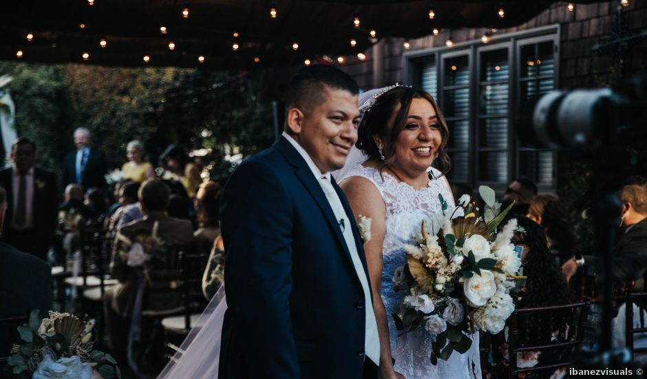 Wendy and Sammy's Wedding in Orange, California