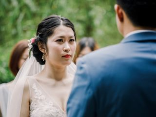 The wedding of Guangming and Zhen 2