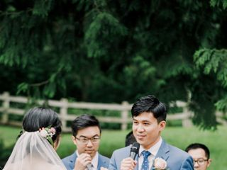 The wedding of Guangming and Zhen 3