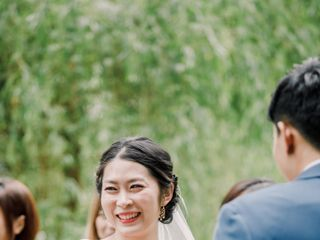 Zhen and Guangming's Wedding in Seattle, Washington 8