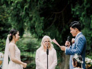 Zhen and Guangming's Wedding in Seattle, Washington 10