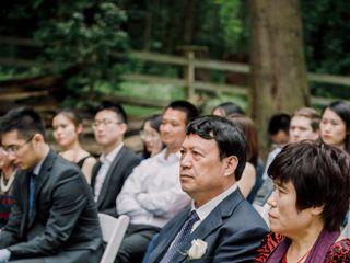 Zhen and Guangming's Wedding in Seattle, Washington 12