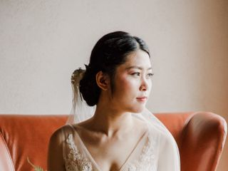 Zhen and Guangming's Wedding in Seattle, Washington 35