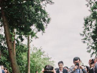Zhen and Guangming's Wedding in Seattle, Washington 67