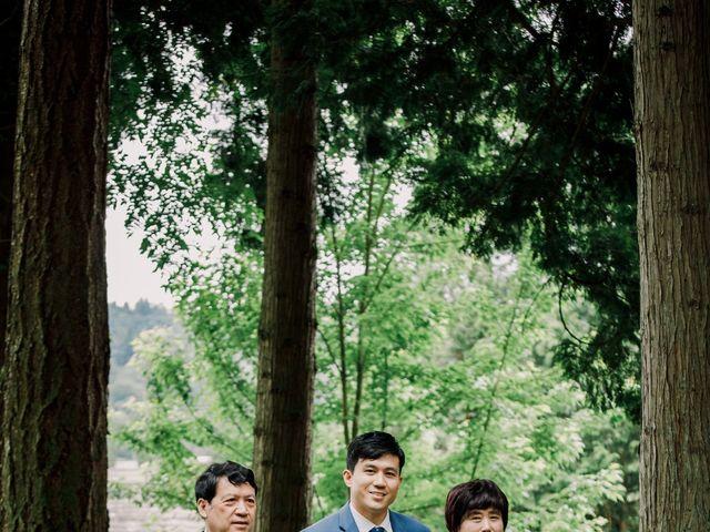 Zhen and Guangming's Wedding in Seattle, Washington 3
