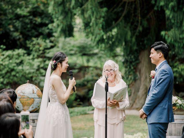 Zhen and Guangming's Wedding in Seattle, Washington 13