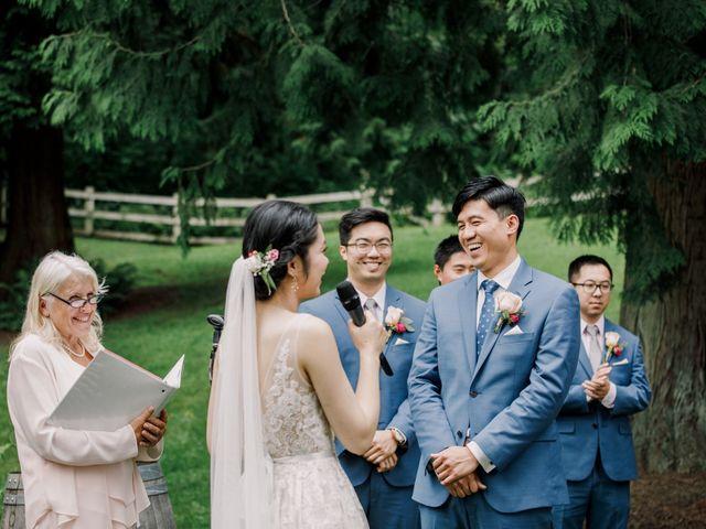 Zhen and Guangming's Wedding in Seattle, Washington 14