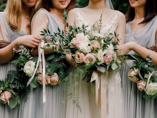 Zhen and Guangming's Wedding in Seattle, Washington 20