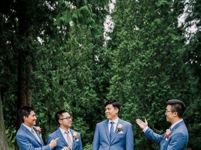 Zhen and Guangming's Wedding in Seattle, Washington 41