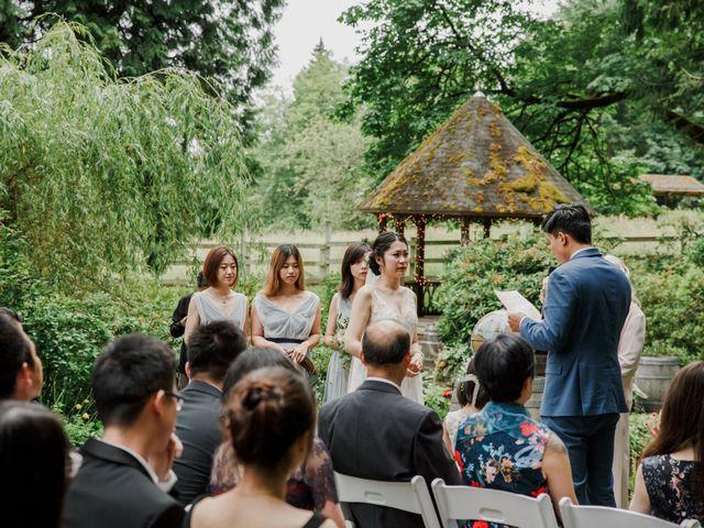 Zhen and Guangming's Wedding in Seattle, Washington 52