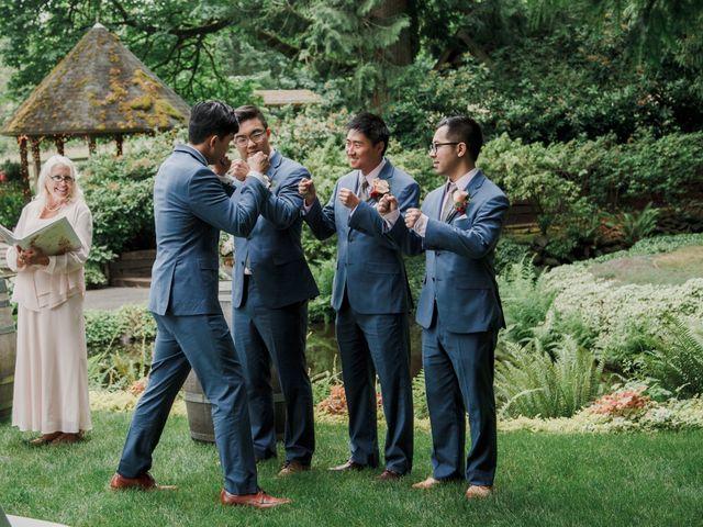 Zhen and Guangming's Wedding in Seattle, Washington 65