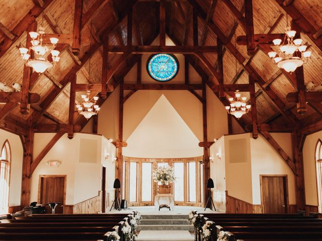 Kyle and Rachel's Wedding in Kingsport, Tennessee 5