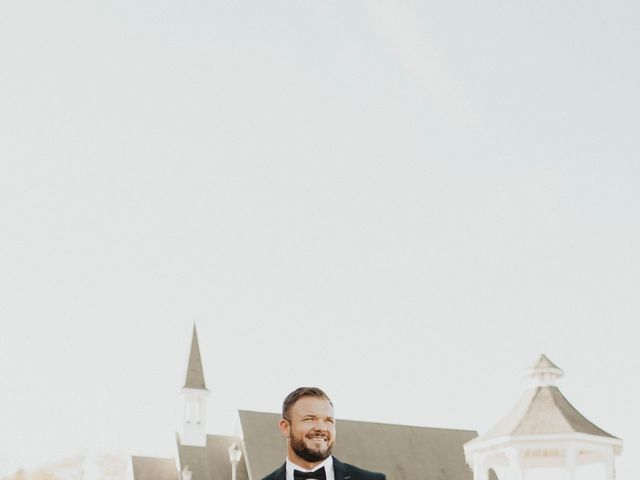 Kyle and Rachel's Wedding in Kingsport, Tennessee 16