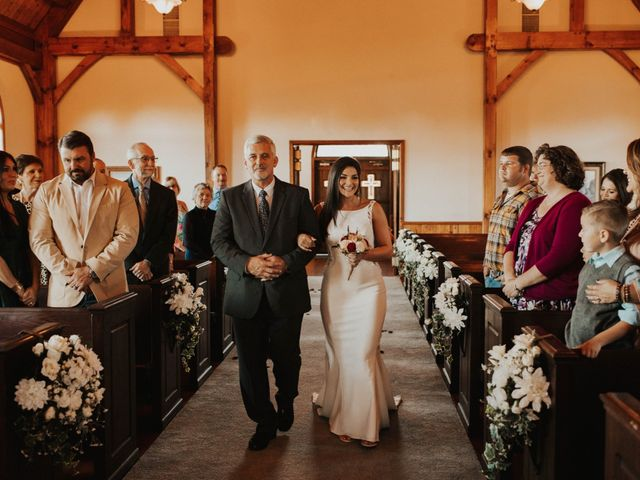 Kyle and Rachel's Wedding in Kingsport, Tennessee 17