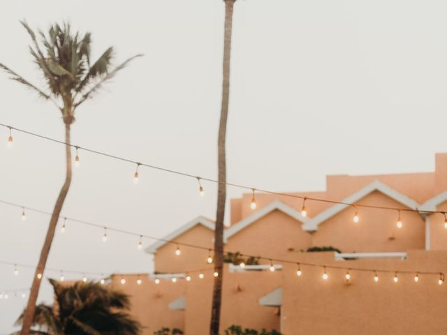 Cierra and Cash's Wedding in Cancun, Mexico 12