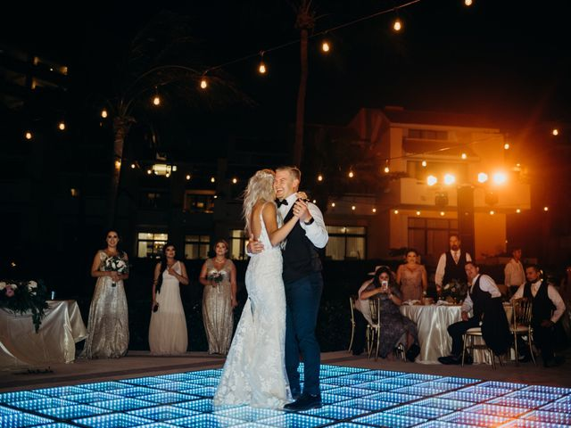 Cierra and Cash's Wedding in Cancun, Mexico 13