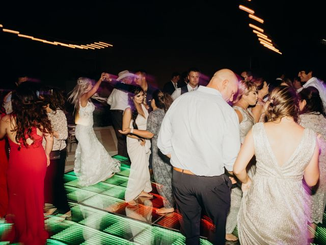 Cierra and Cash's Wedding in Cancun, Mexico 16