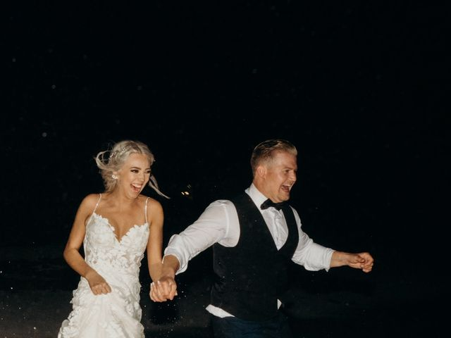 Cierra and Cash's Wedding in Cancun, Mexico 17