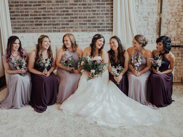 Josh and Ally's Wedding in Greensboro, North Carolina 1