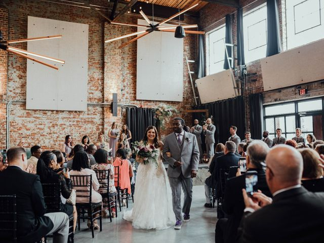 Josh and Ally's Wedding in Greensboro, North Carolina 7