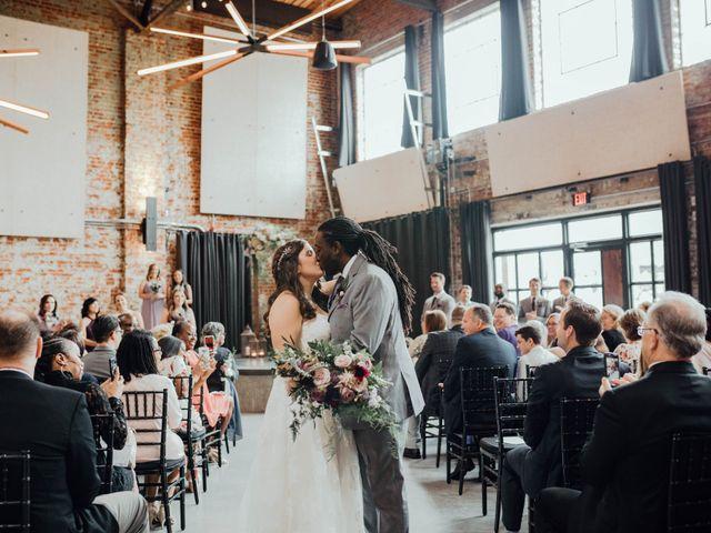 Josh and Ally's Wedding in Greensboro, North Carolina 8