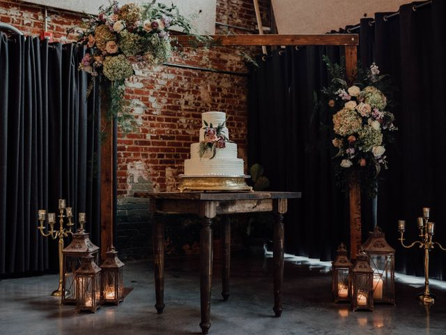 Josh and Ally's Wedding in Greensboro, North Carolina 10