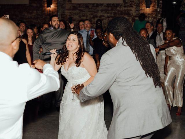 Josh and Ally's Wedding in Greensboro, North Carolina 13