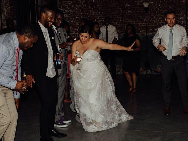 Josh and Ally's Wedding in Greensboro, North Carolina 14