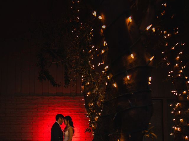 Randy and Heather's Wedding in Orange, California 3
